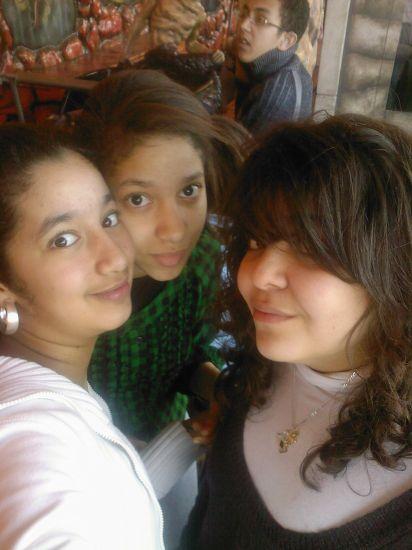 yousra & iness & mouahh