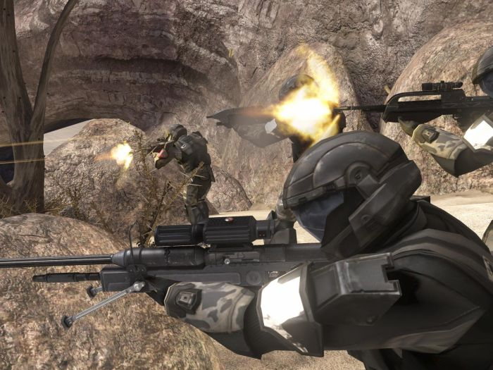 ODST MARINES