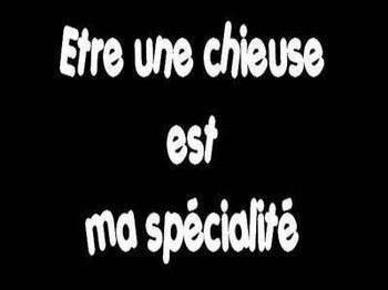 100% chieuse