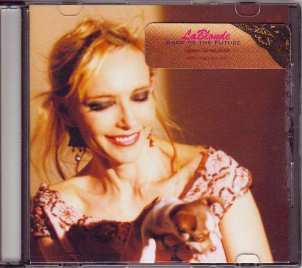 2009 - CD Maxi 8 titres LaBlonde (36e single)
