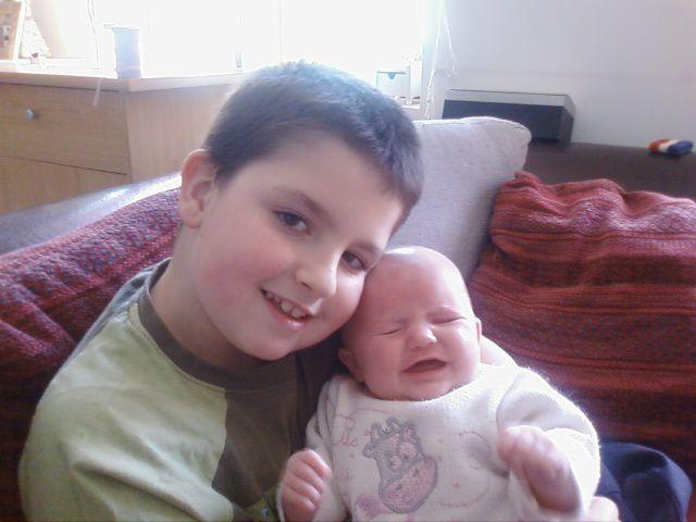 moi et ma petite soeur (tifany)