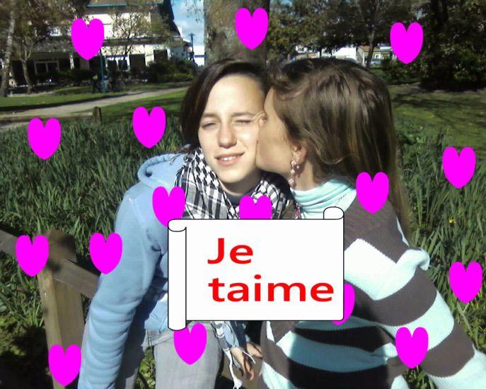 Ma Jumelle & MOi . Je t'aime plus que tOut . (L)
