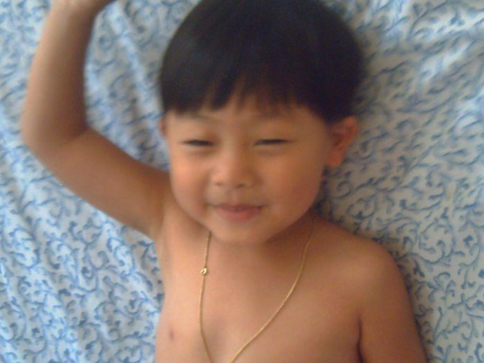 Mon petit frère LOUIS