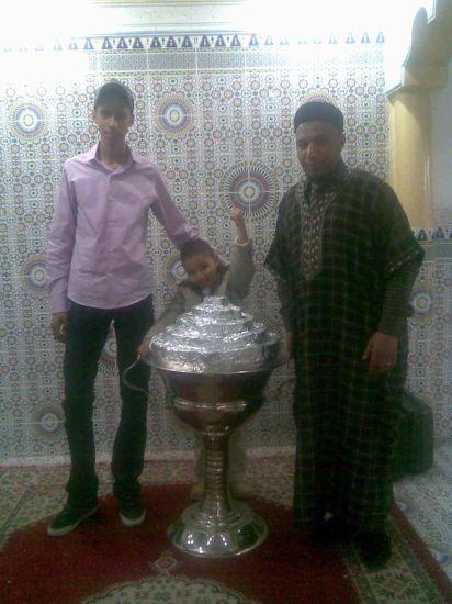 AnA  Mon Couzin abdréhman  & Son fils