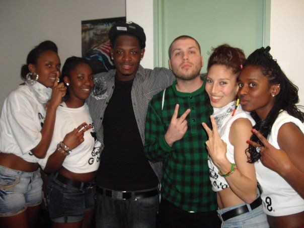 k-labo-k crew with moola gang (rapeur de new york)