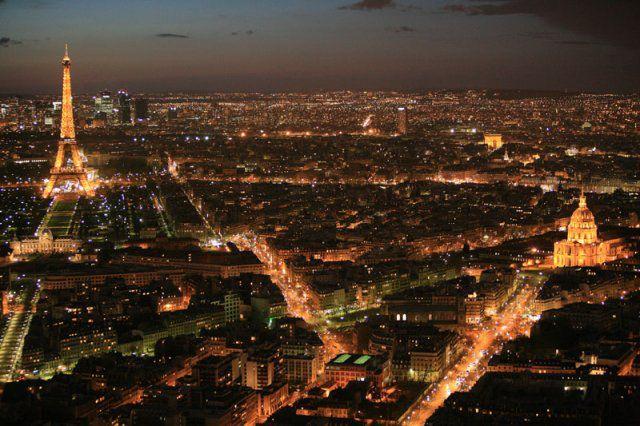 Ah Paris --- ville de mon coeur !