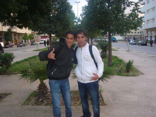 with soufiane