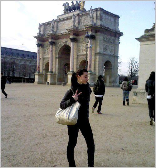 Pariis && moii'. <3'