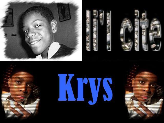 Li'l cite 2 Mike feat Krys Cooler's