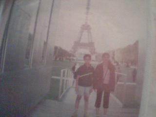 MWA ET ASMA    le photo en 2002