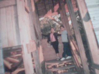 ASMA ET MWA    le photo en DEC 2002