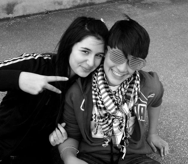 EMMA é& KAAYS MUHAHA xx)