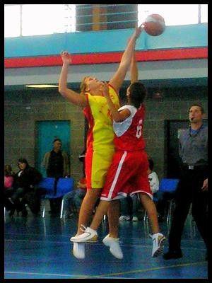 I Love Basket Ball ( Moi en entre deux )