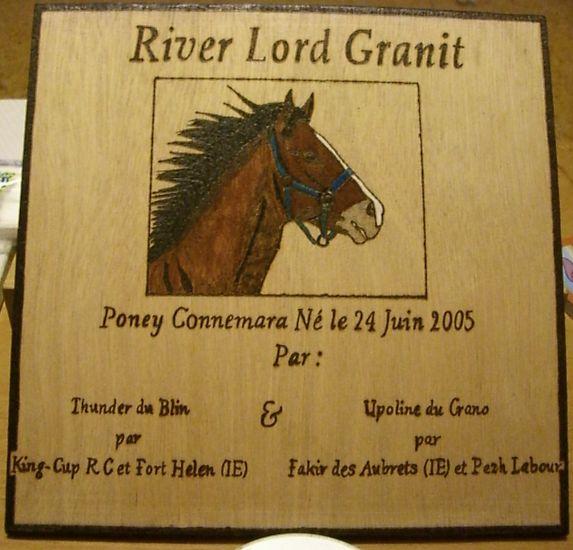 river lord granit