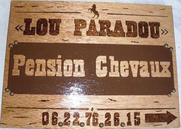 """pension """"lou paradou"""" 13330"""