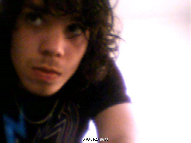 Voila une Nouvelle photo de moi le 20 Avril 2009 à 10 heure