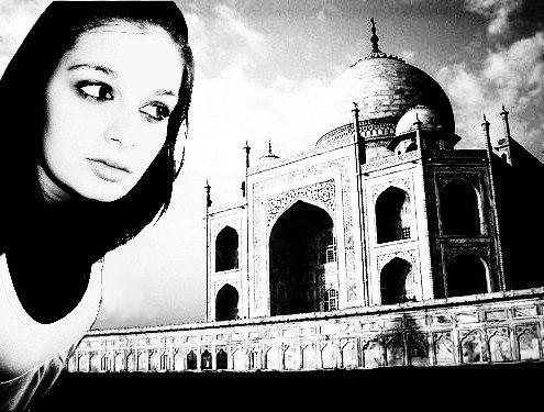 Montage moi & Taj Mahal, magnifique monument