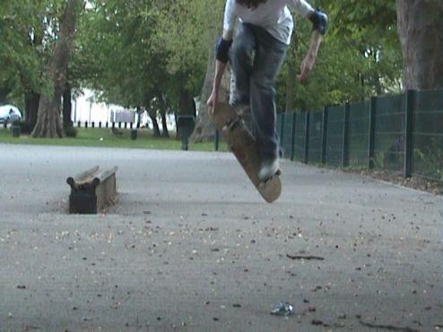 Freestyle Skateboarding ! (Avril 2009)