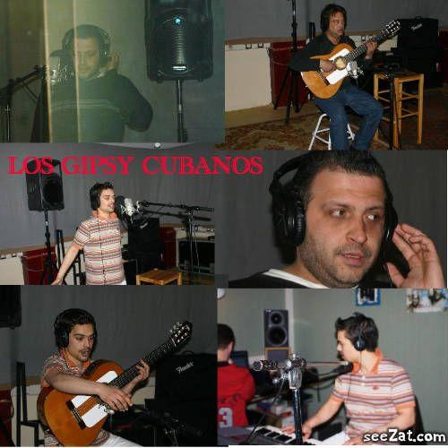 nous en studio