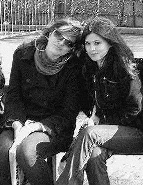 Cindy & moi