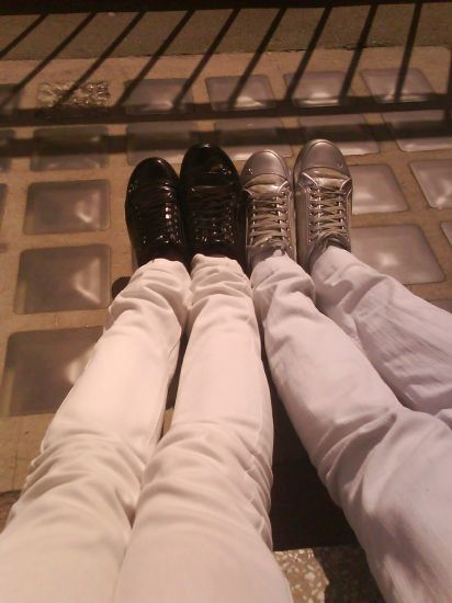 Nos jambes =)