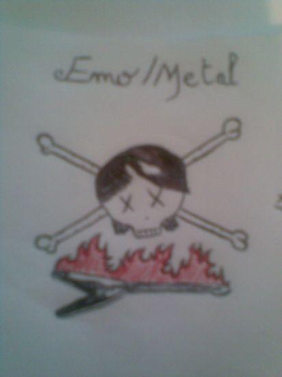 emo/metal