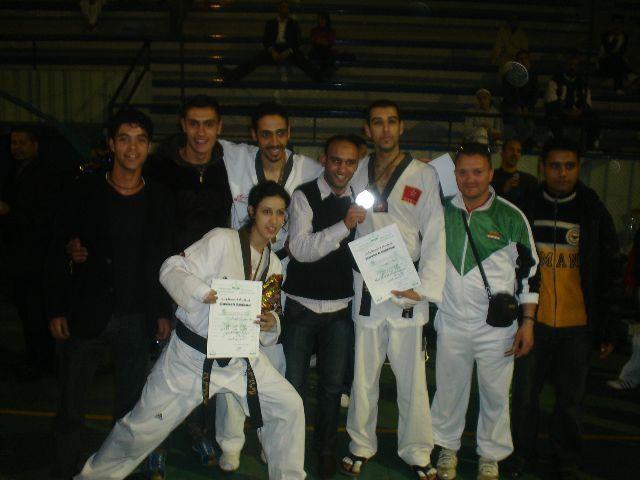 moi a chmpiona olympique 2008 a rabat