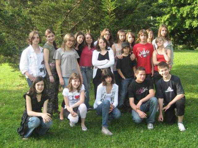 mes pot(e)s de 5A 2007/2008