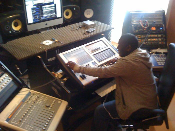 en studio à Poitiers