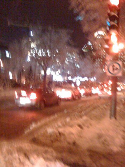 la vrai neige de Montréal