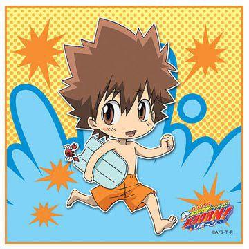 Chibi Tsuna-san X3