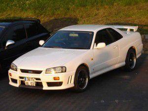 ma future voiture et mon future projet drift  une R34 GTT sk