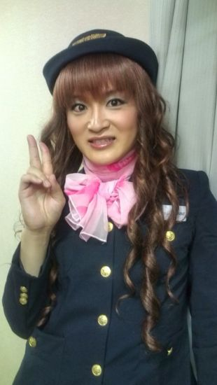 Yakkun hostess