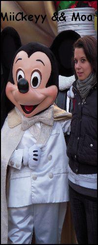 MiiCkey &&  Moi .. Noyel DiiSneyLand :: MaNiiFiiK''