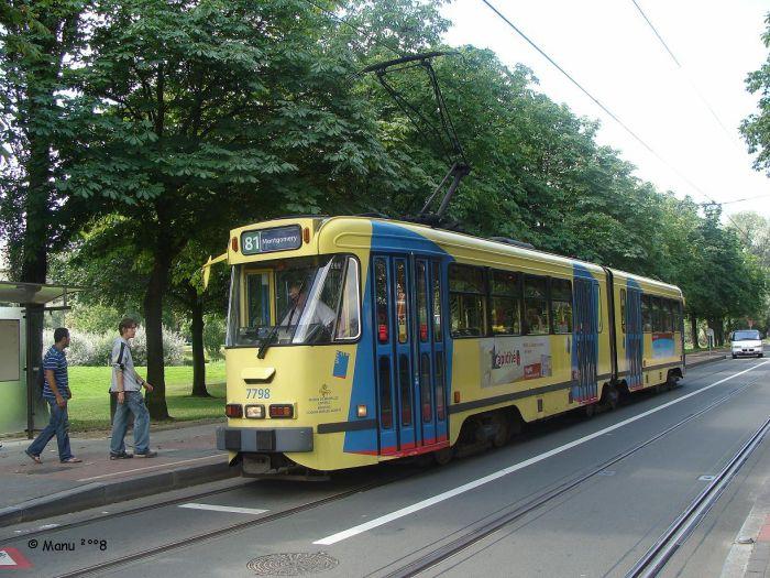 -[ Tram : T7700 ]-   STIB
