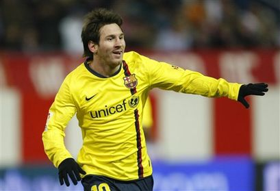 Messi PlusQu'unJoueur