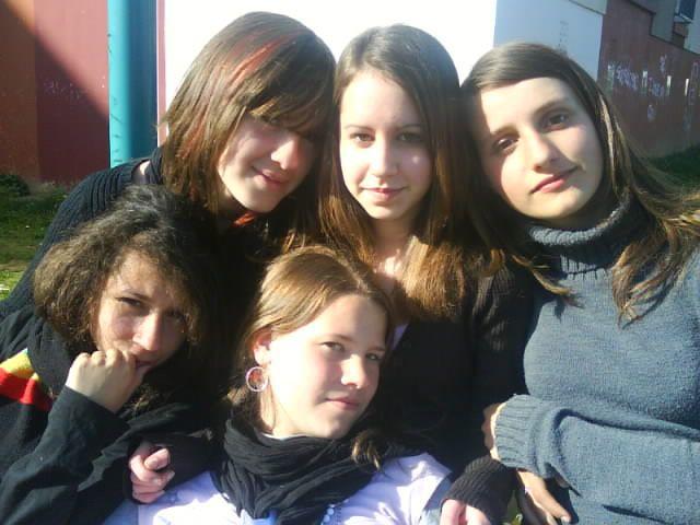 Des filles magnifique