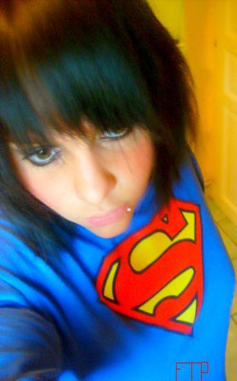 Superman est une bête de sex =P