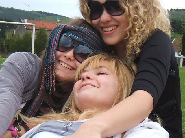 élodie, moi  & Sista (L)