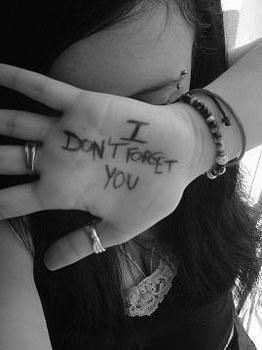 oublie moi