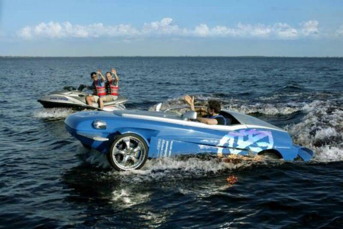 voiture-bateau