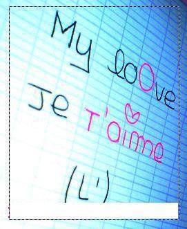 Encor MERCI Pour ce Petit Dessinn My Lovee (L) !!
