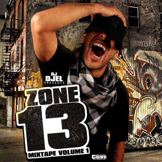 mixtape de dj djel zonetreize vol 1