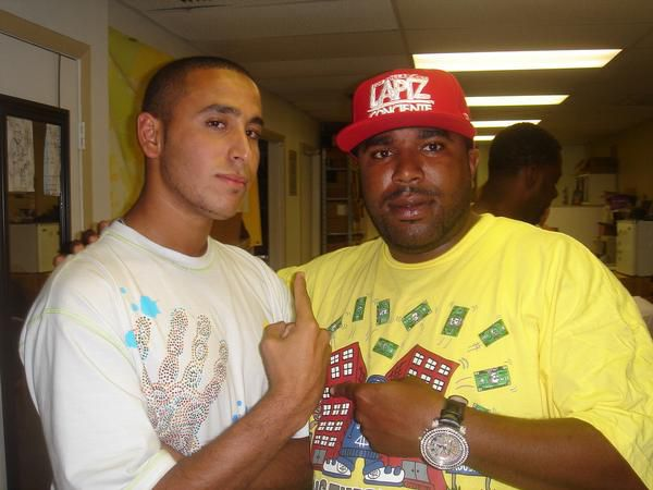 DJ KinG SamS and N.O.R.E