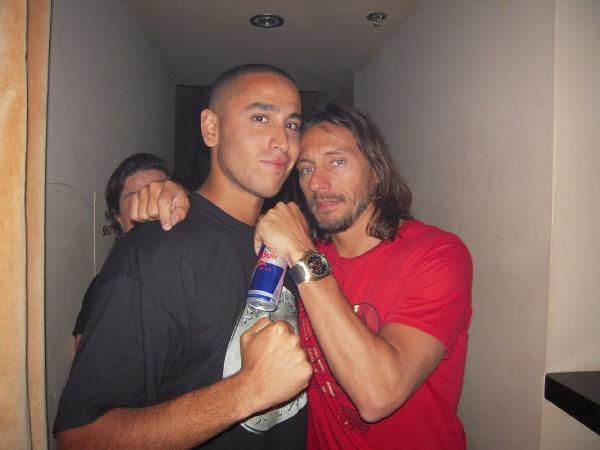 DJ KinG SamS and Bob Sinclar