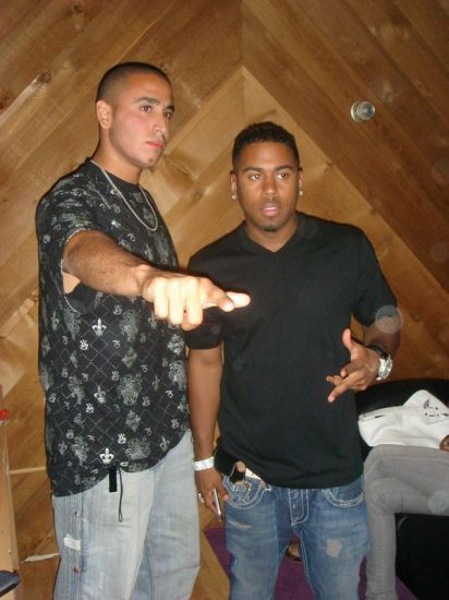 DJ KinG SamS and Bobby Valentino