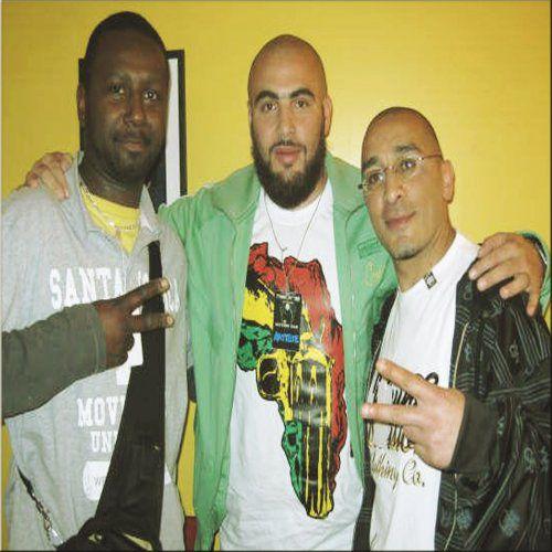 Dj Salah / Medine & Rachid-X