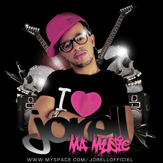 """Jorell """"Ma music"""" (Ne m'impose pas tes limites) Roooock!!!!!"""