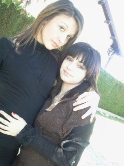 Audrey et m0i