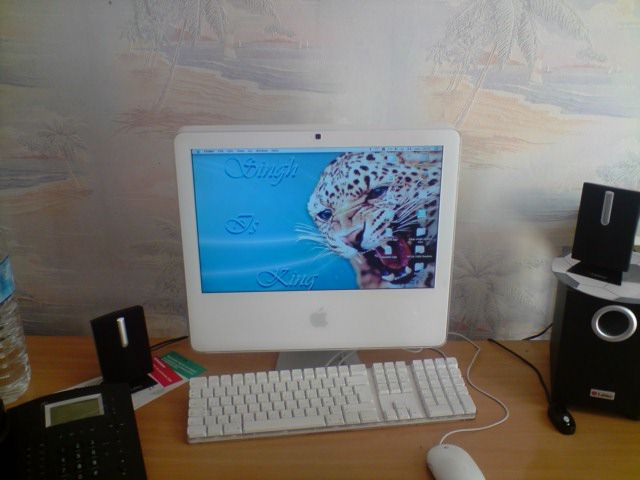 my Mac ox s book